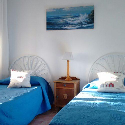 Spanish Bedroom design