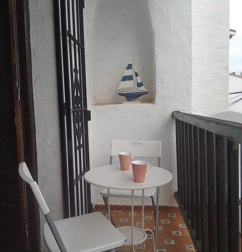 Balcony decor