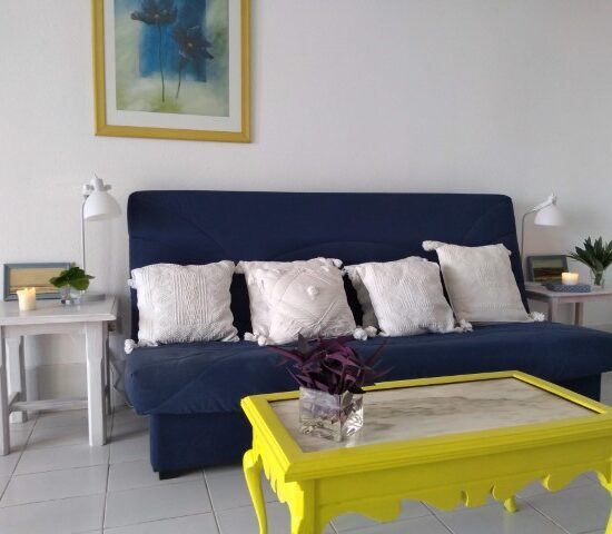 Holiday apartment design Spain