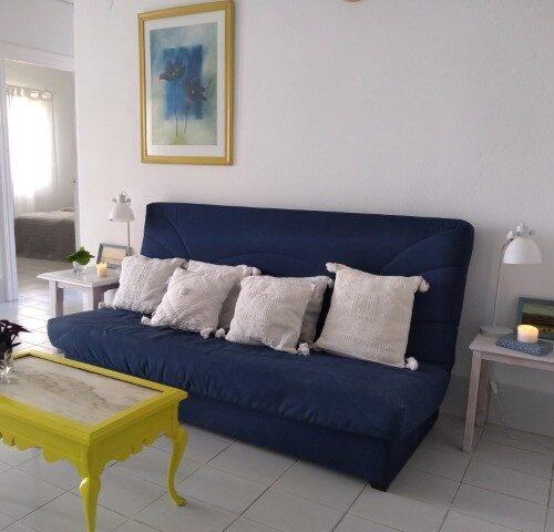 Holiday apartment interior design
