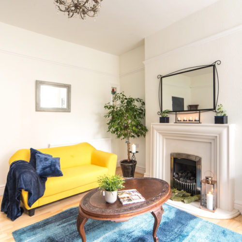 Mapperley Park Living Room