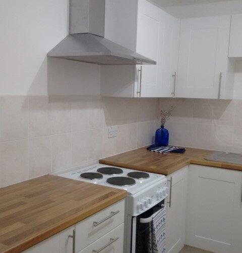 Traditional kitchen interior design