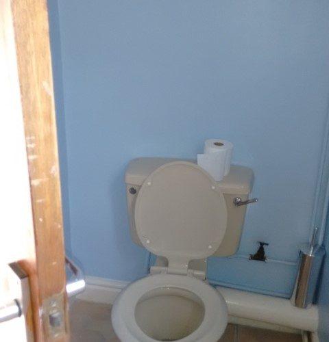 Bathroom before photos