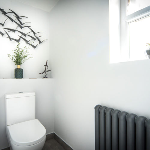 Nottingham Bathroom Interior Design