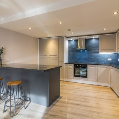 Lace Market Apartment Redesign