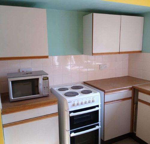 Kitchen Before Photos