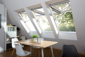 Choose a colour scheme that enhances natural light